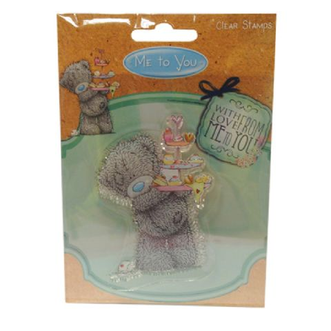 Me to you Mother's Day - Teddy Bear Cake Stand
